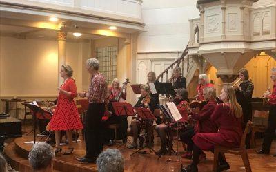 Foto's concert van het Amsterdams Salonorkest