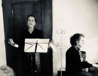 Marij zingt Piaf… Les amants d'un jour