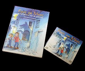Kinderboek voor RaboBank