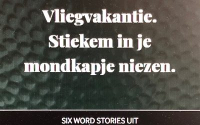 Six Word Story