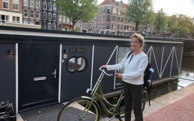 Ik ga weer even fietsen…